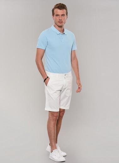 Morhipo Beach Polo Yaka Tişört Mavi